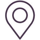 Icon location pin